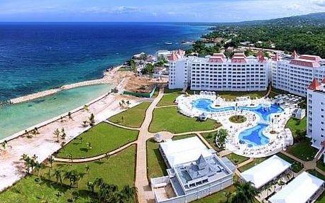 Jamajka letecky na 8-15 dnů, all inclusive