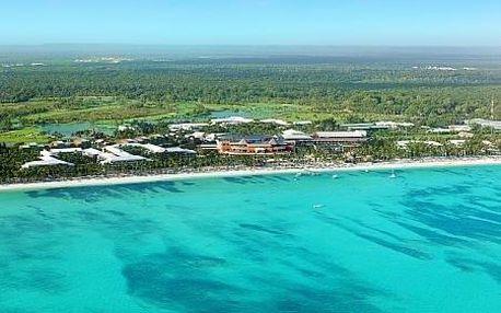Dominikánská republika - Východní pobřeží letecky na 8-12 dnů, all inclusive