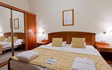 Zalakaros, hotel Karos Spa**** s rozlehlým wellness
