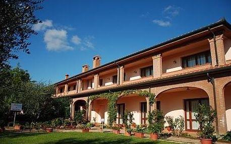 Itálie - Toskánsko na 8-15 dnů