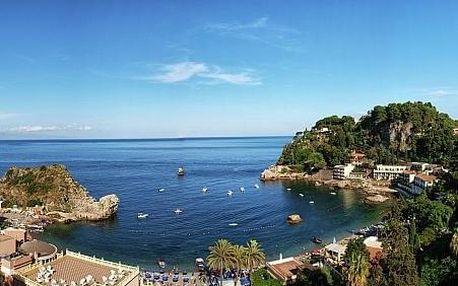 Itálie - Sicílie letecky na 8-12 dnů