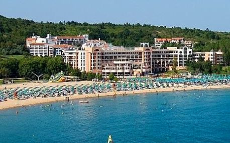Marina Beach, Burgas