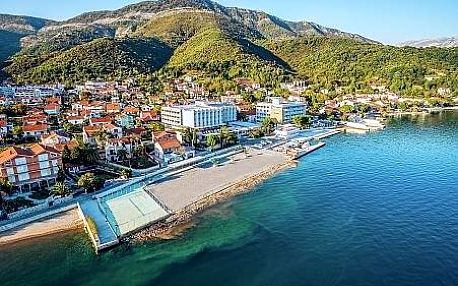 Černá Hora letecky na 8-15 dnů, all inclusive