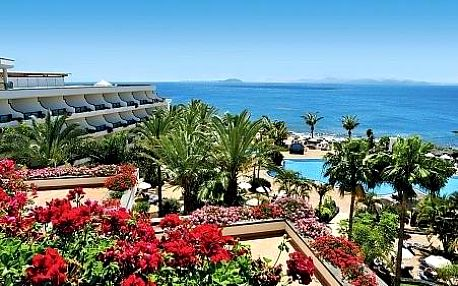 Španělsko - Lanzarote letecky na 8 dnů