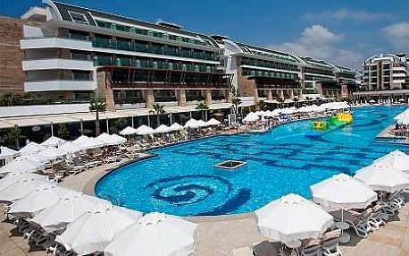 Crystal WaterWorld Resort & Spa, Turecká riviera