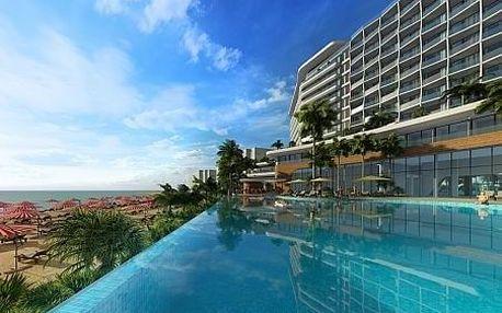 Hampton by Hilton Marjan Island léto, Arabské emiráty