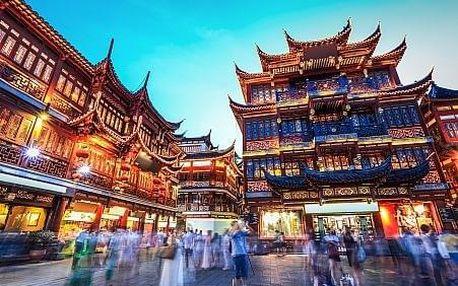 Metropole Číny rychlovlakem, Poznávací zájezdy - Čína