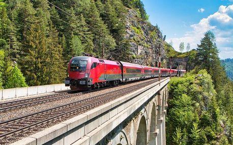 Graz a Štýrsko vlakem, Štýrsko