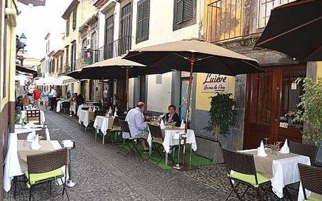 Portugalsko - Madeira letecky na 8-12 dnů, snídaně v ceně