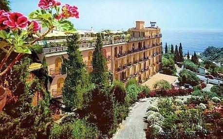 Itálie - Sicílie letecky na 8-15 dnů