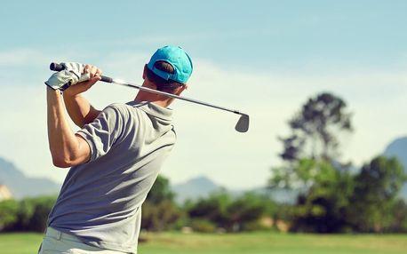 Golfový kurz: 2–10 hodin pro jednoho či dva hráče