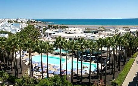 Španělsko - Lanzarote letecky na 8-15 dnů, polopenze
