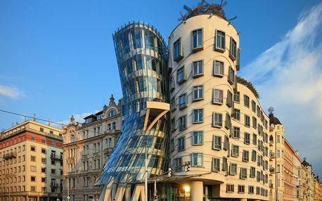Rodinný pobyt v Tančícím domě s výletem do ZOO Praha