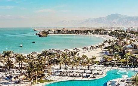 Hilton Resort & Spa Ras Al Khaimah Léto, Arabské emiráty