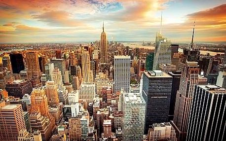 Spojené státy americké - New York letecky na 8 dnů, strava dle programu