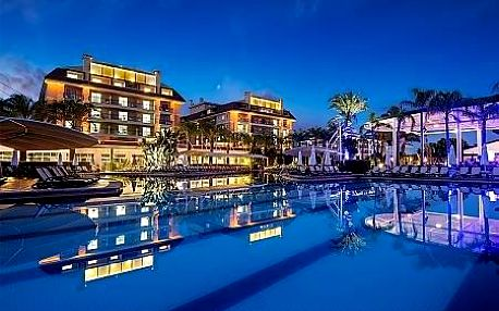 Crystal Family Resort & Spa, Turecká riviera