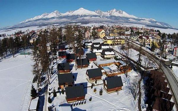 Chaty Tatry Holiday, Slovensko, vlastní doprava, bez stravy2