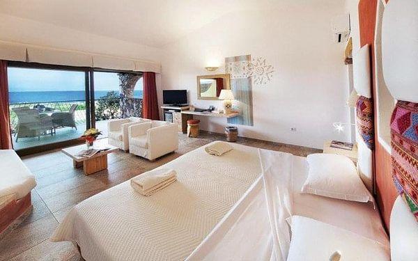 Valle dell'Erica Resort Thalasso & Spa - Hotel La Licciola, Sardinie / Sardegna, Itálie, Sardinie / Sardegna, letecky, polopenze2