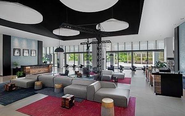 Canopy by Hilton Dubai Al Seef, Arabské emiráty, letecky, snídaně v ceně2