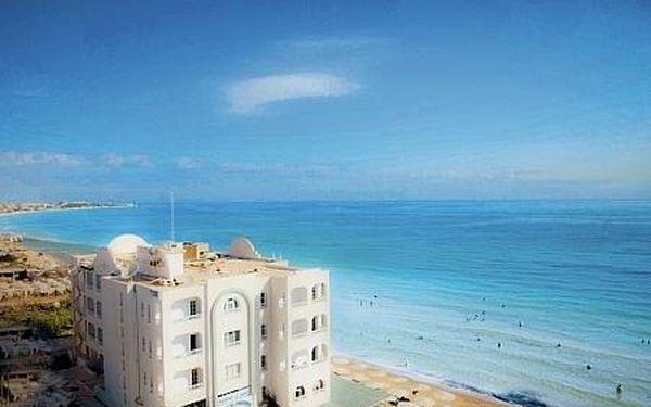 Dreams Beach, Tunisko, letecky, all inclusive2