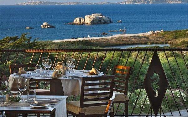 Valle dell'Erica Resort Thalasso & Spa - Hotel La Licciola, Sardinie / Sardegna, Itálie, Sardinie / Sardegna, letecky, polopenze3