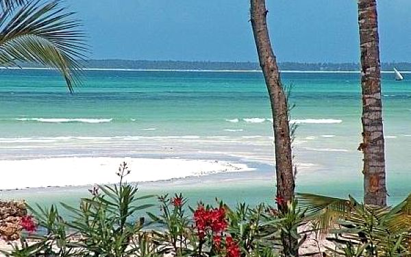 Palumbo Reef, Zanzibar (NO), letecky, all inclusive2