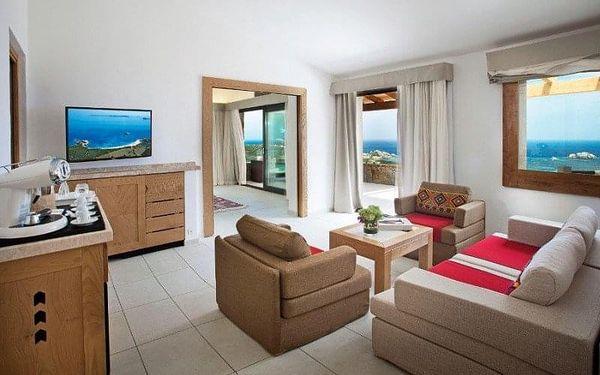 Valle dell'Erica Resort Thalasso & Spa - Hotel La Licciola, Sardinie / Sardegna, Itálie, Sardinie / Sardegna, letecky, polopenze4