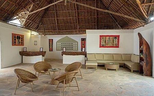 Dream's Bay Boutique, Zanzibar (NO), letecky, snídaně v ceně2