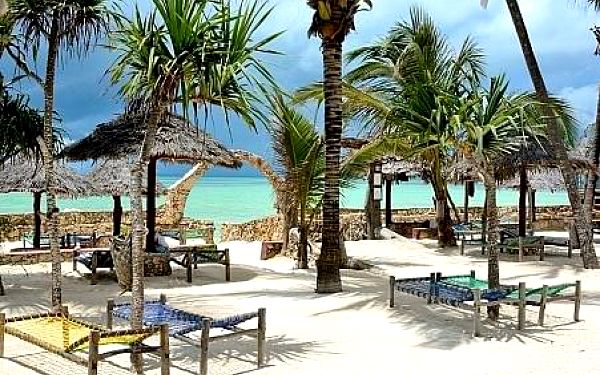 Palumbo Reef, Zanzibar (NO), letecky, all inclusive3