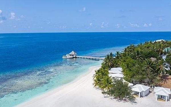 Sandies Bathala, Maledivy, letecky, all inclusive2