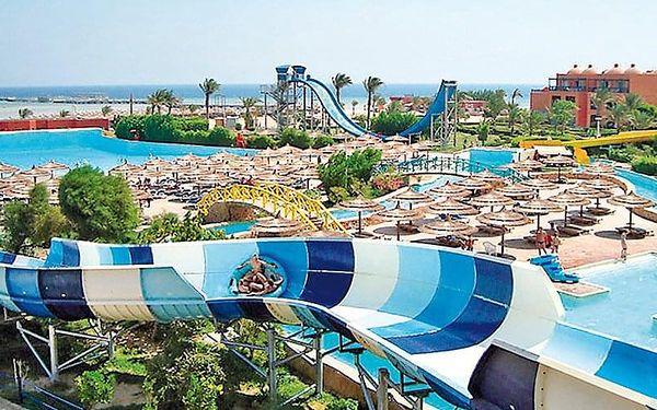 Hotel Titanic Palace & Aquapark, Hurghada, letecky, ultra all inclusive4