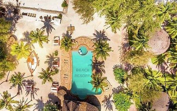 Maya Bay Resort & Spa, Zanzibar (NO), letecky, polopenze4