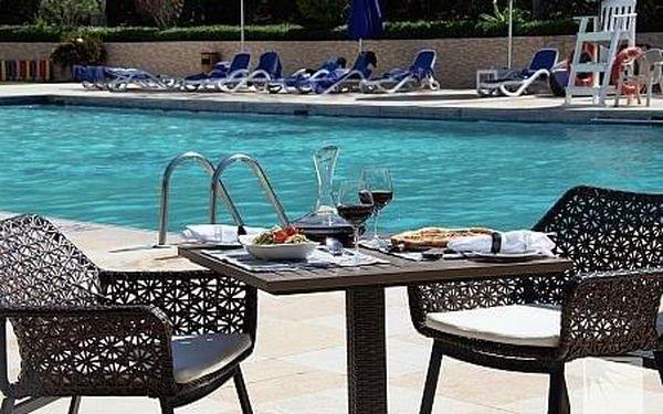 Bin Majid Beach Hotel, Arabské emiráty, letecky, polopenze2