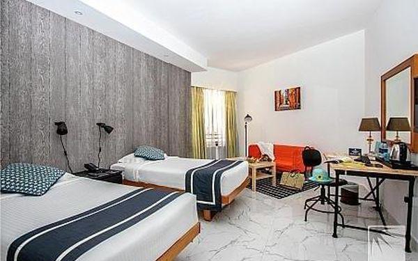 Bin Majid Beach Hotel, Arabské emiráty, letecky, polopenze3