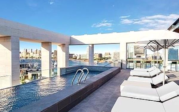 Canopy by Hilton Dubai Al Seef, Arabské emiráty, letecky, snídaně v ceně3