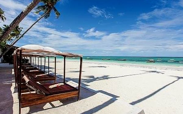 Dream's Bay Boutique, Zanzibar (NO), letecky, snídaně v ceně3