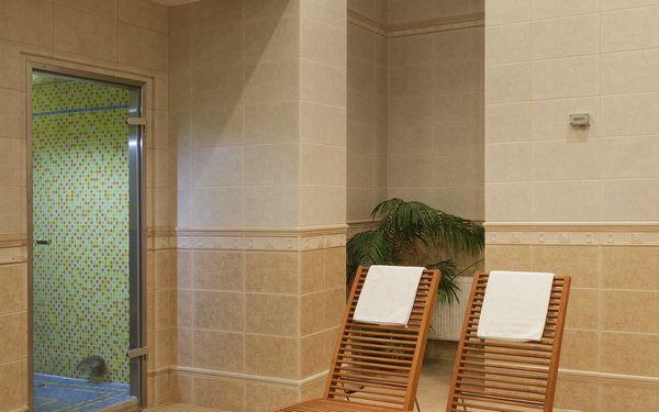 Balíček se saunou a bazénem (všední dny)   2 osoby   2 dny (1 noc)3