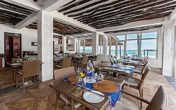 Dream's Bay Boutique, Zanzibar (NO), letecky, snídaně v ceně4