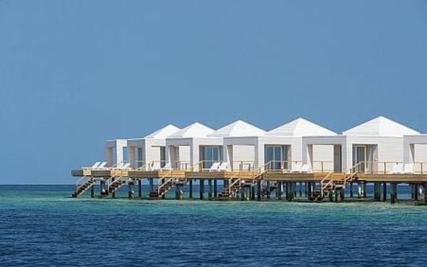 Sandies Bathala, Maledivy, letecky, all inclusive5