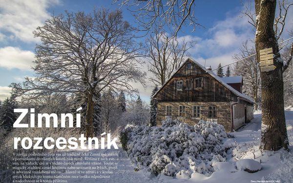 Roční předplatné časopisu Moje země + čísla z minulého roku5