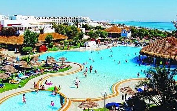 Caribbean World Mahdia, Tunisko, letecky, all inclusive3