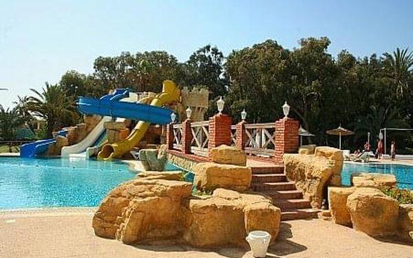 Marhaba Royal Salem, Tunisko, letecky, all inclusive2