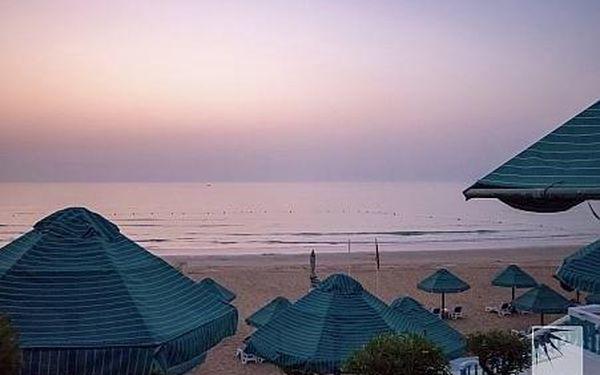 Bin Majid Beach Hotel, Arabské emiráty, letecky, polopenze5