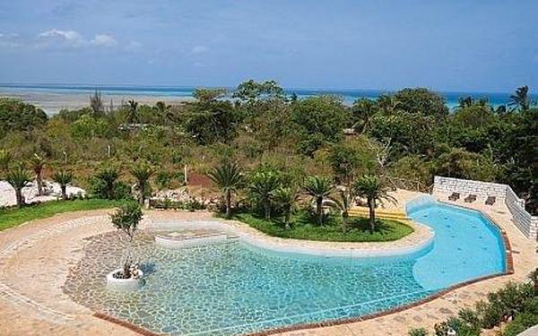 Palumbo Kendwa, Zanzibar (NO), letecky, all inclusive4