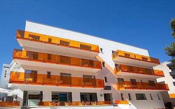 Mix Smart, Mallorca, letecky, snídaně v ceně4