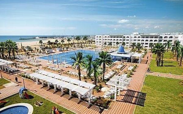 Tunisko - Hammamet letecky na 8-15 dnů, all inclusive