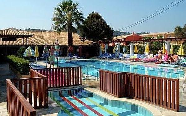 Sun Gate SO, Korfu, letecky, all inclusive4