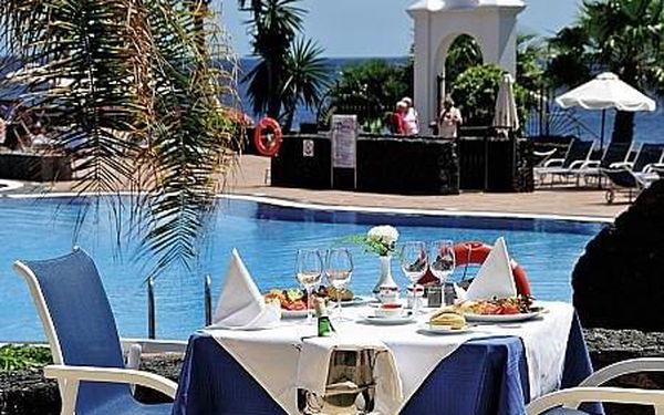 Hipotels Natura Palace, Lanzarote, letecky, snídaně v ceně5