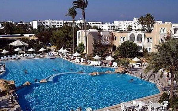 Joya Paradise, Djerba, letecky, all inclusive4