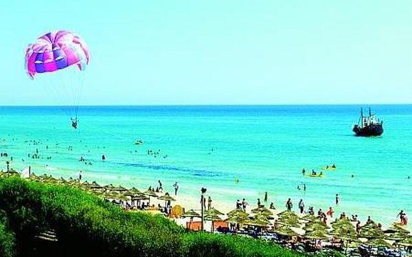 Caribbean World Mahdia, Tunisko, letecky, all inclusive5